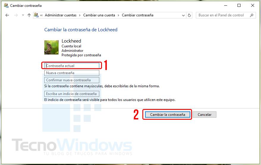 Cómo quitar la contraseña en Windows 10 1