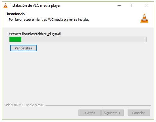 Cómo instalar VLC en Windows 10 4