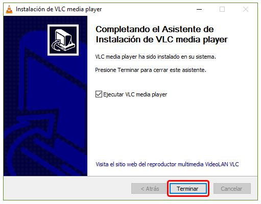 Cómo instalar VLC en Windows 10 5
