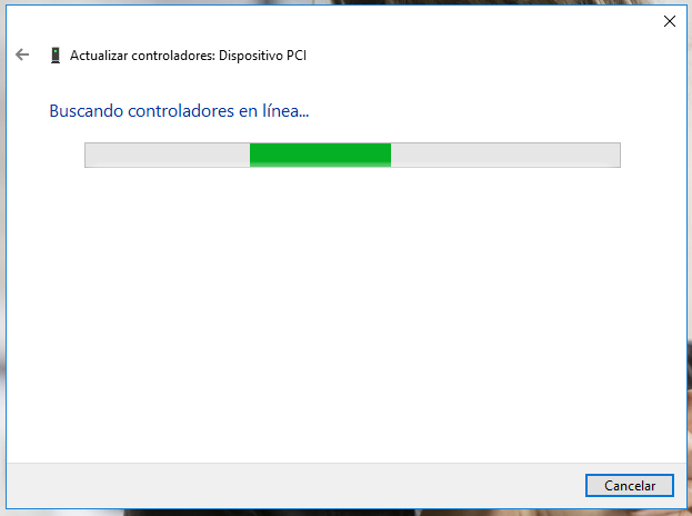 Cómo instalar drivers en Windows 10