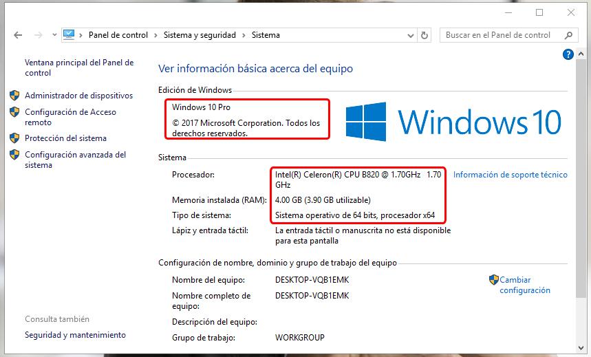 Qué Windows tengo