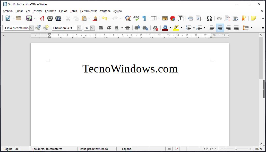 Mejores alternativas a Microsoft Office 1