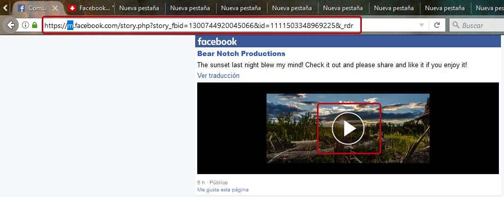 Cómo descargar videos de Facebook y Twitter en Windows 10