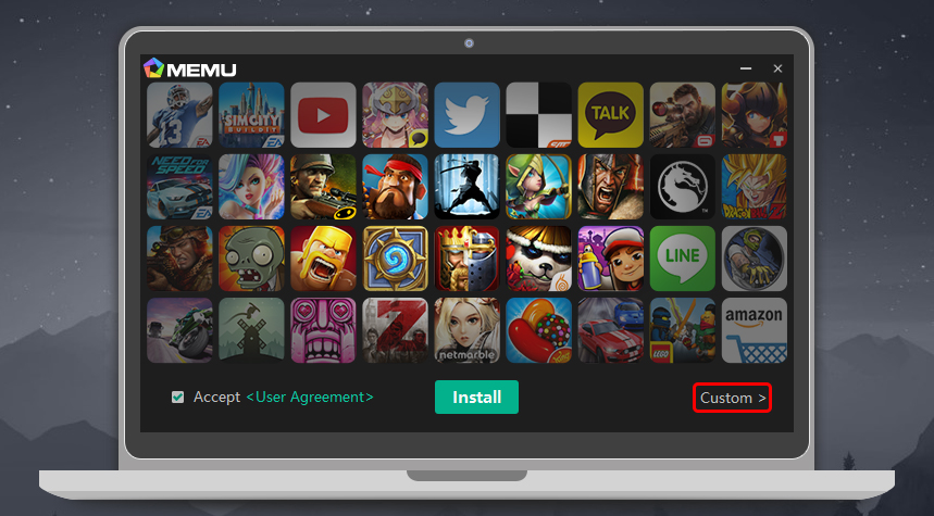 Instalar y usar emulador Android MEMU