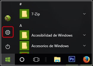 Inicio Windows