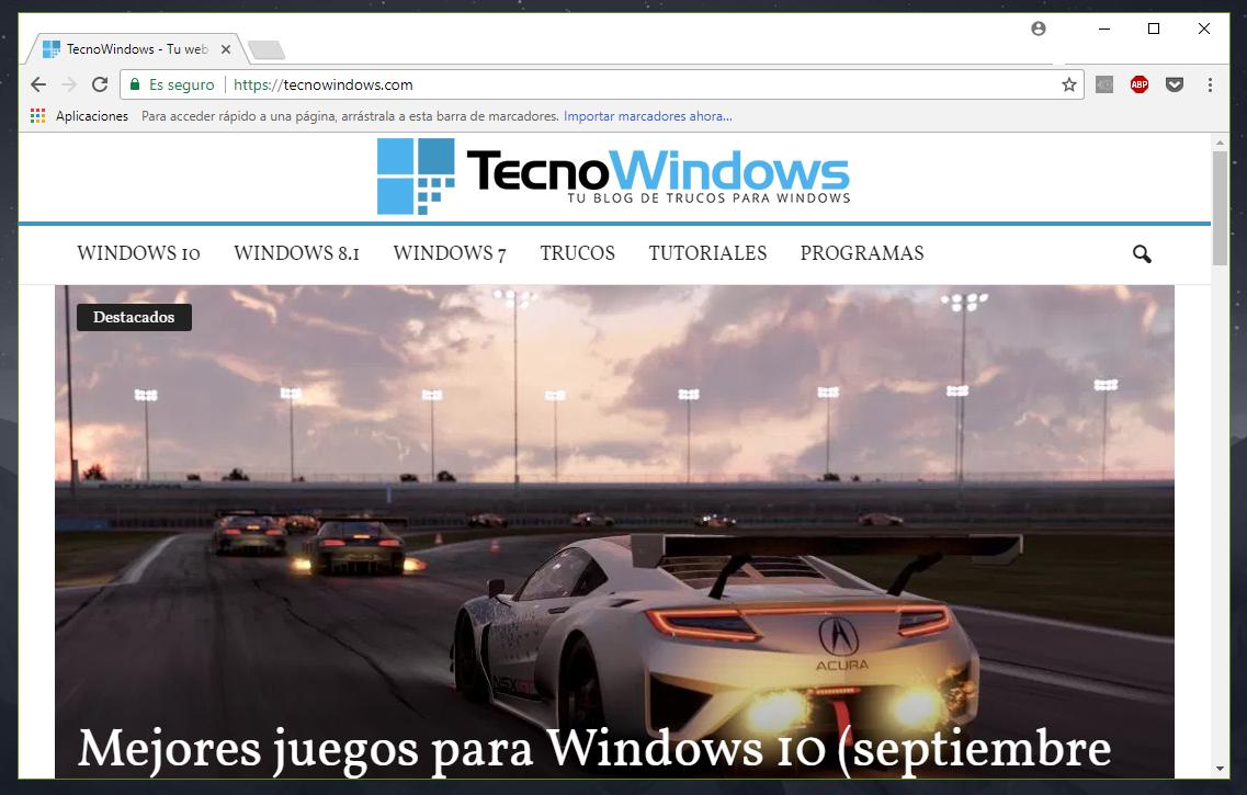 Cuál es el mejor navegador para Windows 10 en 2017