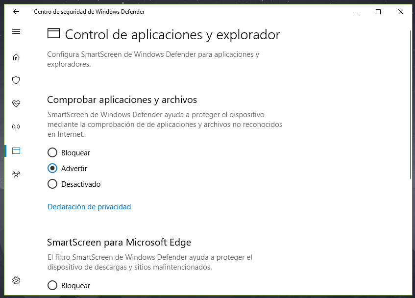 Opiniones sobre Windows Defender en Windows 10, ¿es necesario otro antivirus?