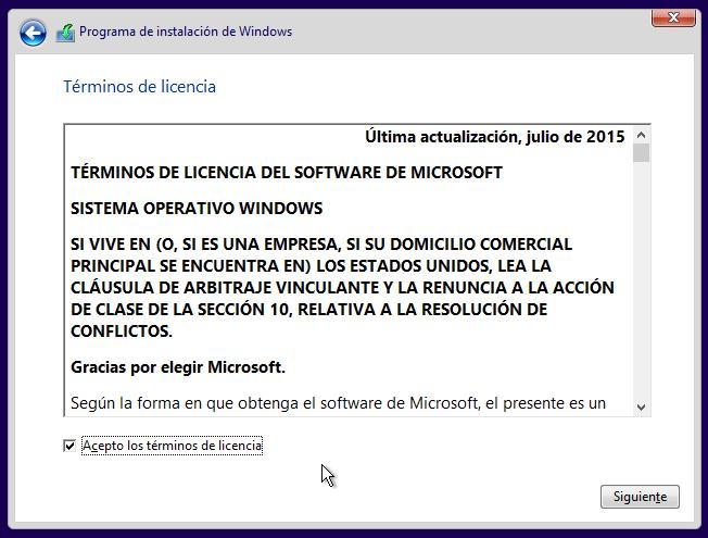Cómo formatear el disco duro e instalar Windows desde cero