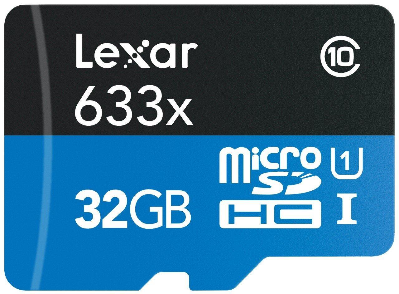 Las 5 mejores tarjetas MicroSD de 2018