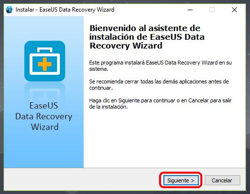 Cómo recuperar archivos borrados gratis con EaseUS Data Recovery Wizard