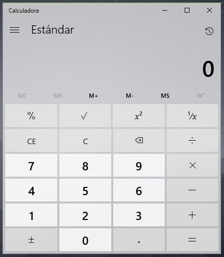 Cómo descargar la calculadora de Windows 10 gratis en español