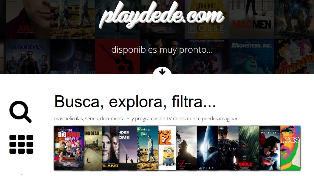 Playdede, la alternativa a Megadede (2019)