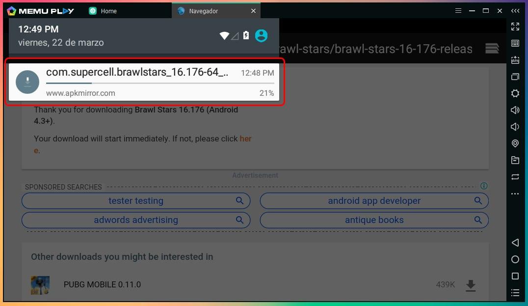 Cómo jugar a Brawl Stars en PC