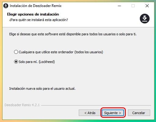 Descargar e instalar Deezloader Remix para Windows 10 (Abril 2019) 1