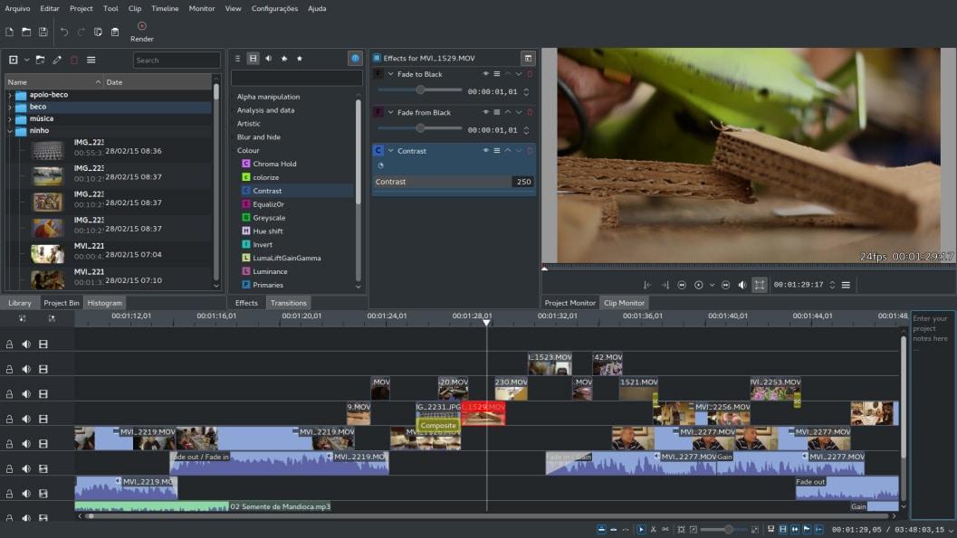 Cómo instalar Kdenlive: el mejor editor de vídeo gratis, en Windows 10