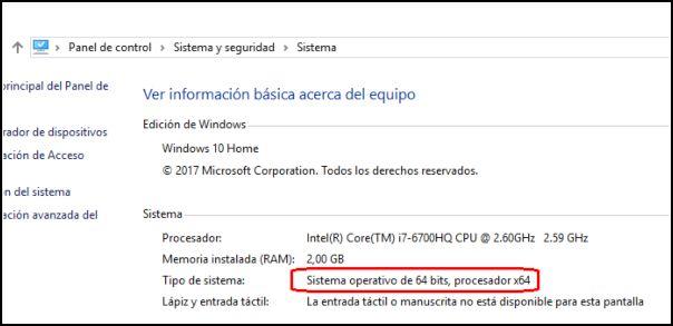 Windows 10 64-bit