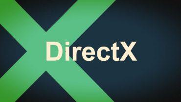 Descargar DirectX