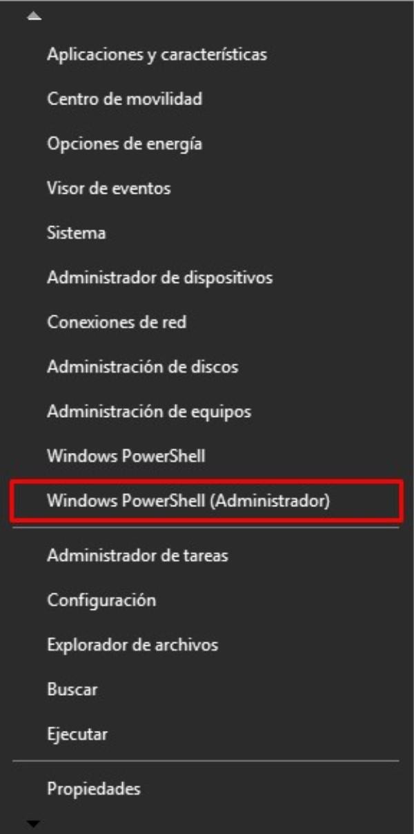 Ejecutar el comprobador de archivos de sistema