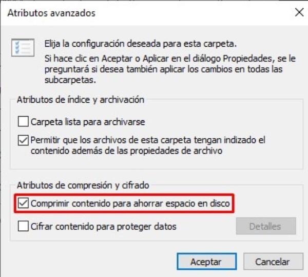 Eliminar flechas azules de una carpeta o archivo específico en Windows 10__