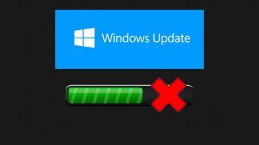 Soluciona el error cuando Windows Update se queda en instalación pendiente